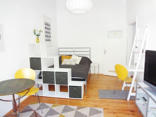 Südstadt-Apartment mit TOP-Anbindung Messe/Zentrum