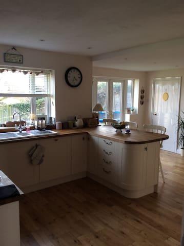 Private family home in cul de sac - County Durham