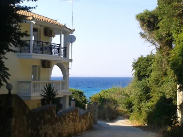 ANEMONE BLUE APARTMENTS IN AKROTIRI (1) - Zakinthos - Apartamento