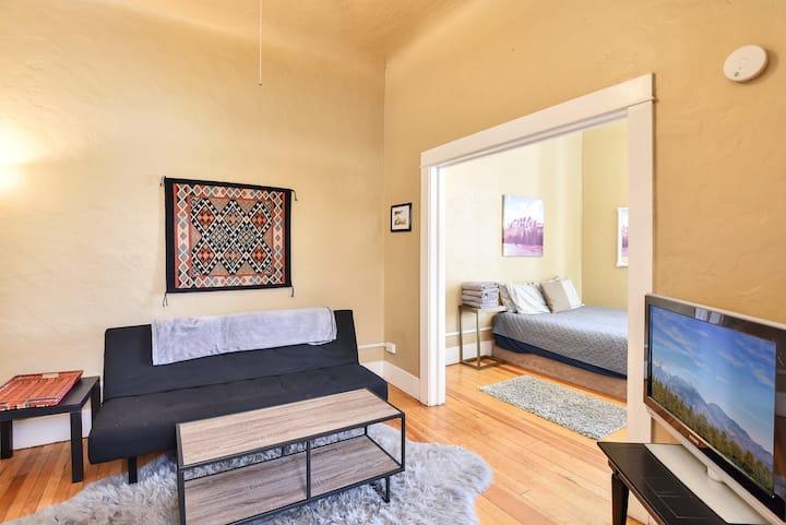 Aspen Apartments #301,  Historic Downtown