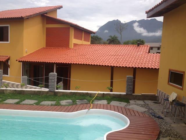 Chale na Roca - Jardim Martineli - Apartment