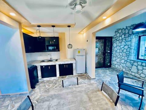 Lovely 1 bedroom for rent at Vivimitchel Haiti .