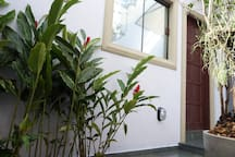Suite privativa com entrada independente