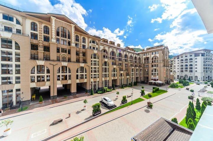 Апартаменты в Горки Город