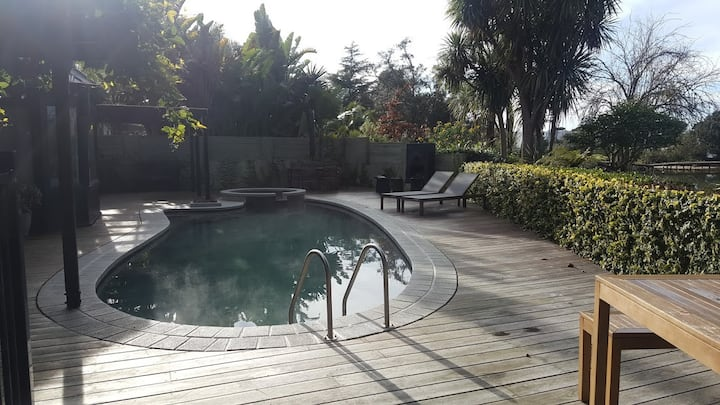 Apartment 30 - Geothermal heated pool