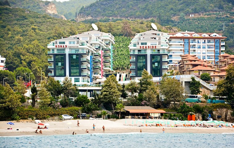 Konak Seaside Home - Alanya - Apartment