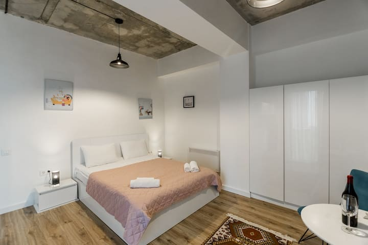 Modern Studio by Picnic ★ near Central Station✔