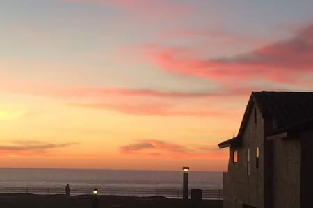 Pacifica Pier Beach Condo Ocean Views - Condominium