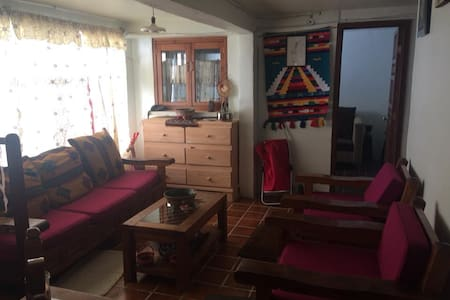 Cómodas habitaciones en el centro de Tlaxcala
