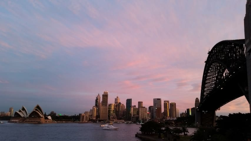 Entire Home with Opera House views - Kirribilli - Apartamento