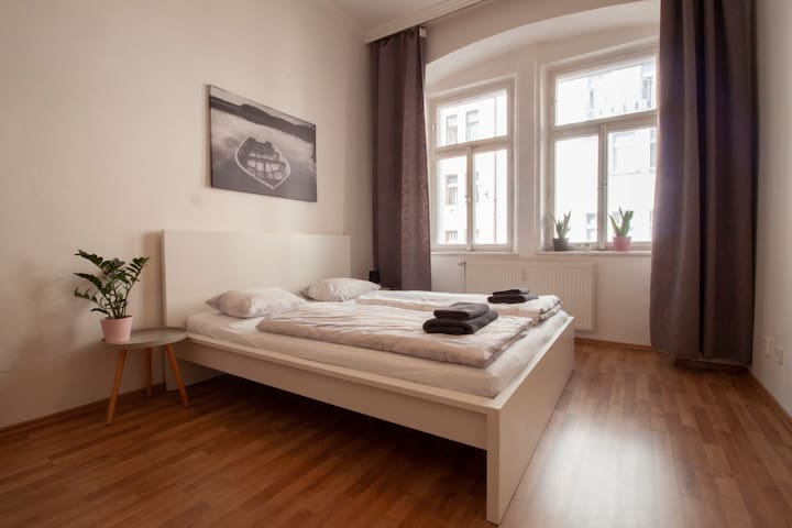 Studio Apt Vysehrad near Congress Centrum