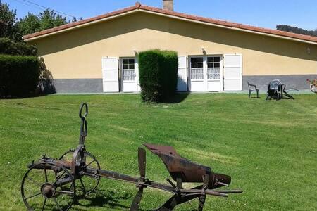 Apartamentos rurales con jardín y terraza El Otero
