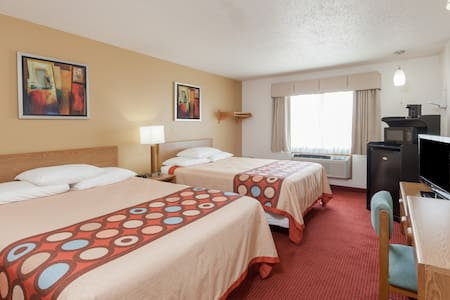 Clean Hotel Room near DFW Airport - Grapevine - Muu