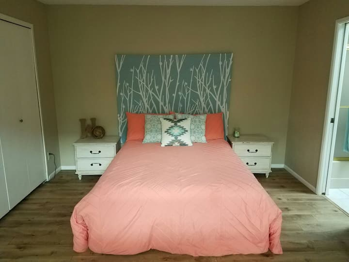 Guest Master Bed Room in Old Town Scottsdale