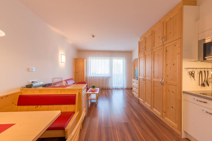 Panorama-Appartement in ruhiger Lage in Meran