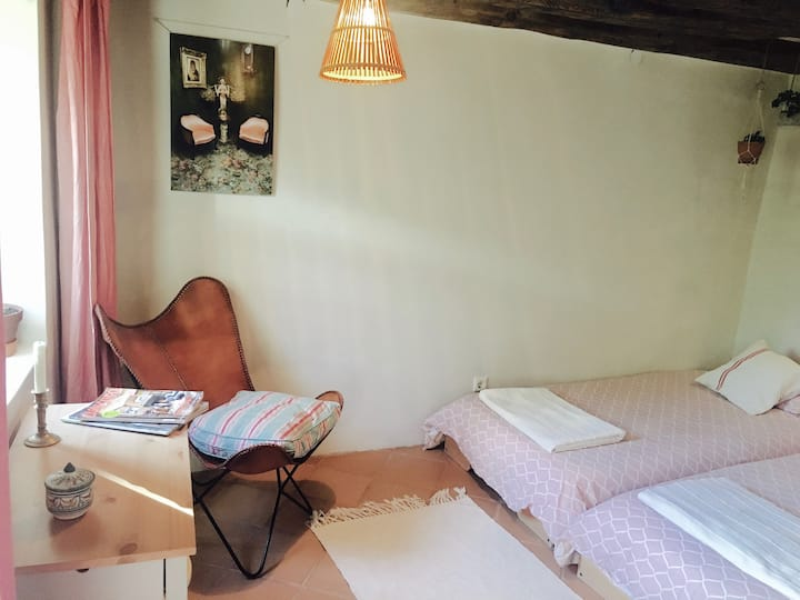 Room Arce with balcony  Ordesa-Pyrenees