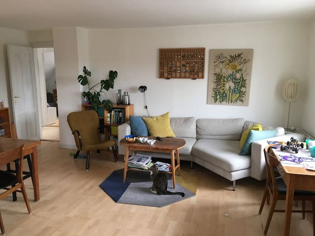 Lovely house at Amager close to beach and airport