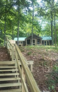 Waterfront Cottage on Pleasant Pond - Richmond - Cabin