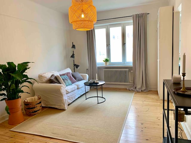 Modern, newly renovated apartment in Kungsholmen