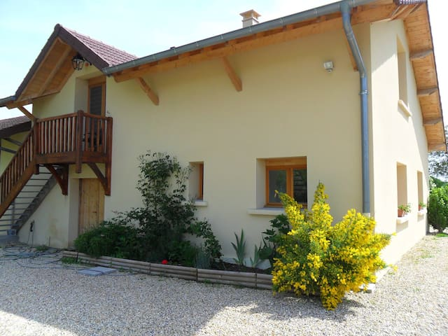 maison d'hôtes - Romenay - Casa