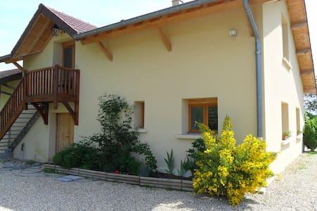 maison d'hôtes - Romenay