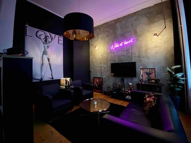 Studio apartment in Berlin Mitte