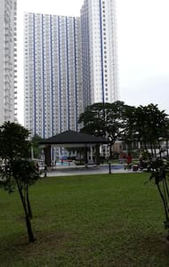 Staycation w/wifi 10 mins to SM - Quezon City - Apartment