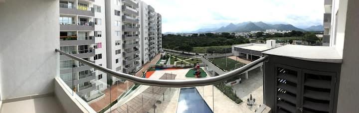 Apartamento en Valledupar diagonal a makro