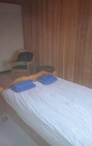 Room nr 2 in villa at the beautiful island Senja