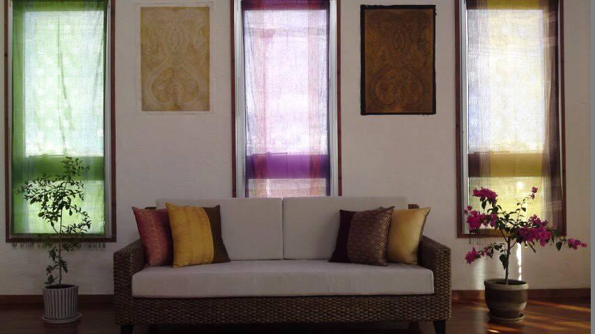 リラクゼイションハウス ウワガ・タイ Relaxation House Uwaga・Thai - Miyakojima - House