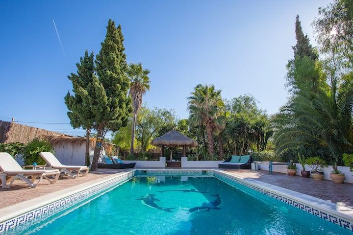 Beautiful House near Salinas & Playa Den bossa
