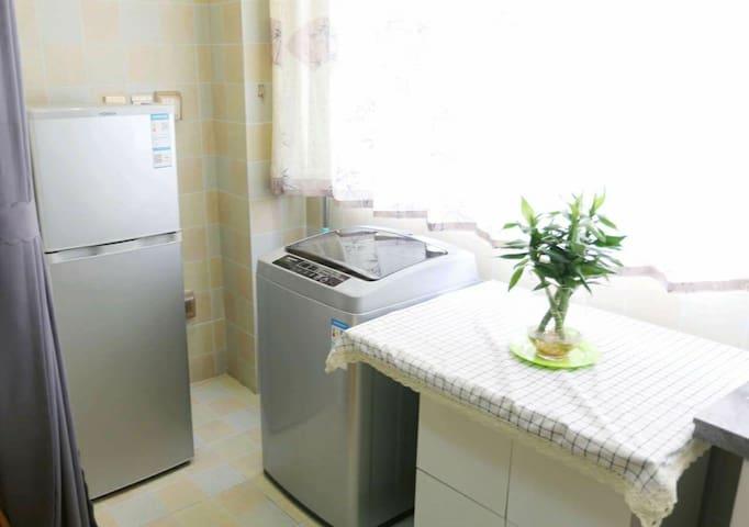 【等闲居】孔府孔庙景区香格里拉旁温馨公寓