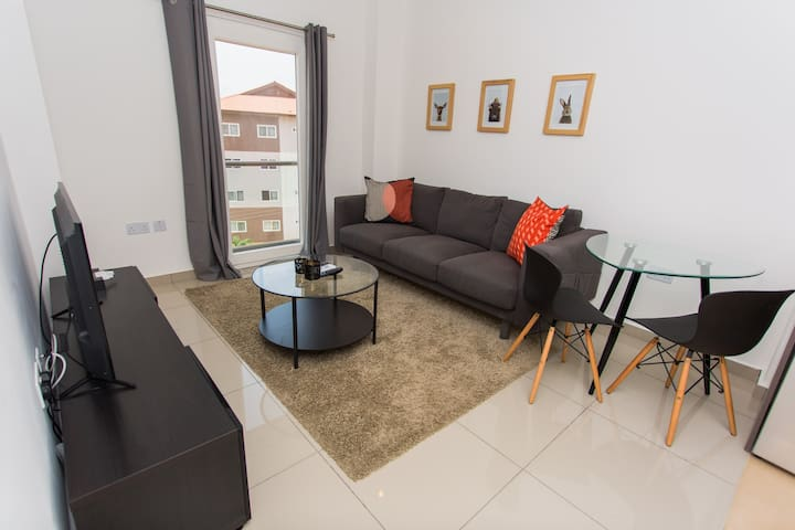 Exclusive 1 Bed Apartment with Balcony