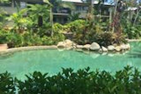 Cairns Tropical Resort.