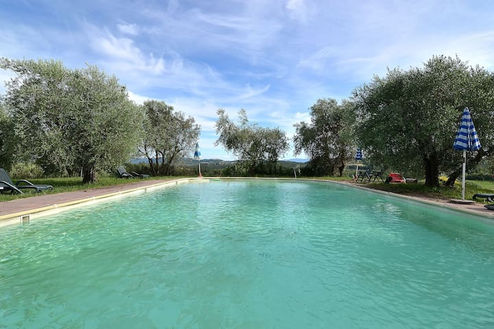 Entire Private Farm w Pool! Real Tuscan Experience - Colle di Val d'Elsa - Villa