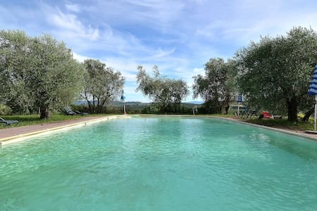 Entire Private Farm Villa with Pool Siena-Florence - Colle di Val d'Elsa