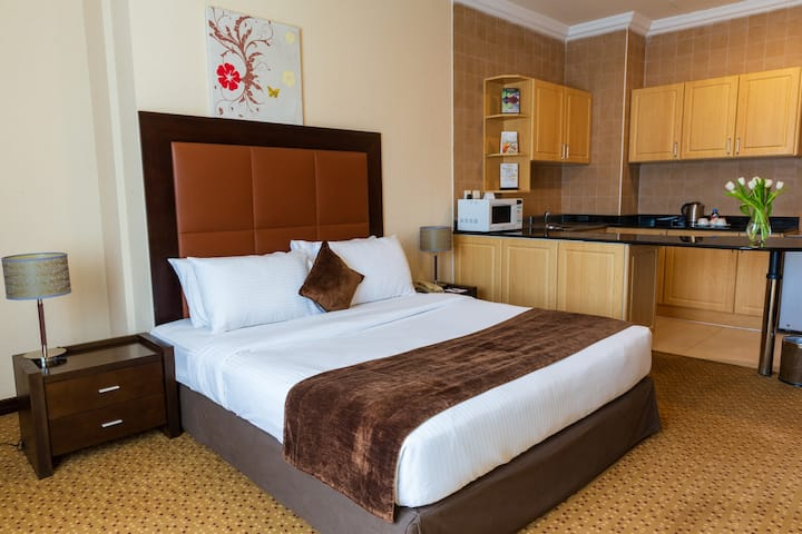 Kingsgate Hotel Doha - Superior King Bed Room