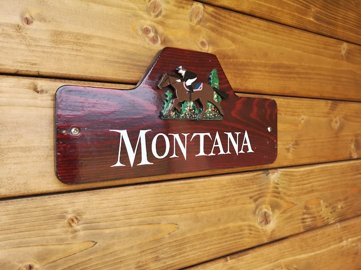 Montana Pod at Celaeron Glamping