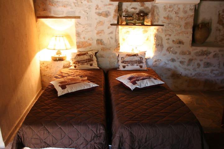 "SPARTA GAIA Cottage Apartment 1, ""Traditional"""