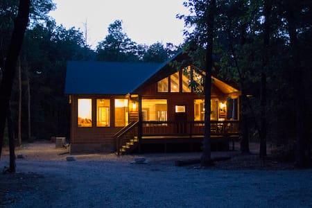 Treasured Times-New Luxury Log Cabin
