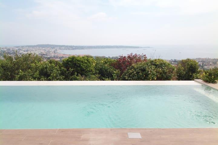 See view villa