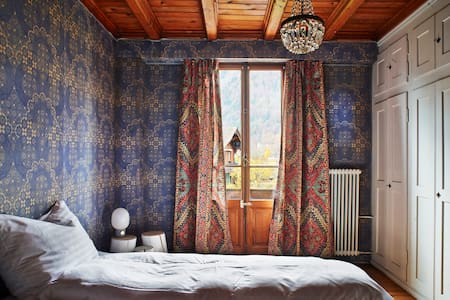 Single room at the Maison Bergdorf - Interlaken