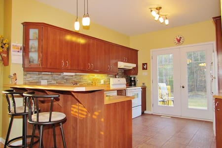 Quiet sunny 3 bdr with yard - Cantley - Hus