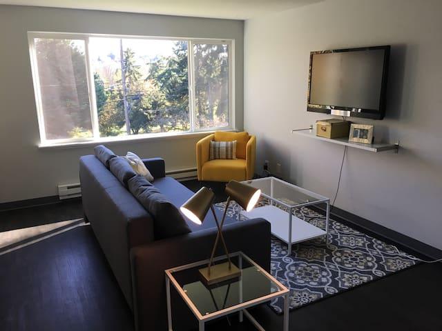 Lovely Seattle  Apartment - Seattle - Leilighet