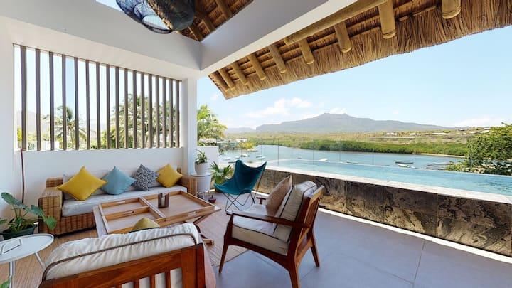 Penthouse Paradise - Boutik Retreats Black River
