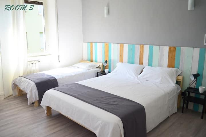 Gianicolo Country Room - Triple