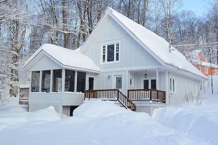 Cozy Country Cottage - Saint-Sauveur - Hus