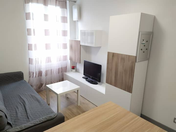 Studio privatif cosy et moderne