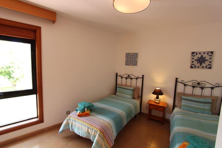 Bedroom 4, Main Villa