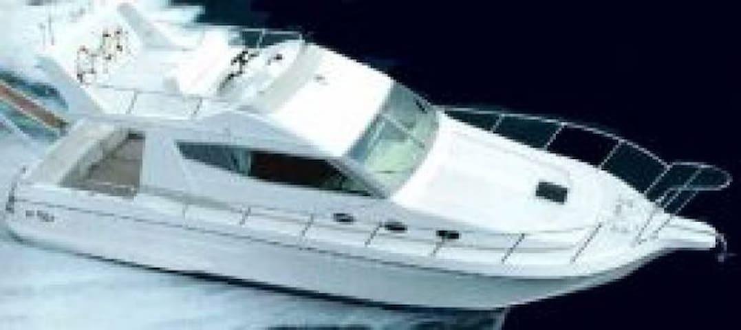 B&B gallegiante possibile tour - Fezzano - Boat